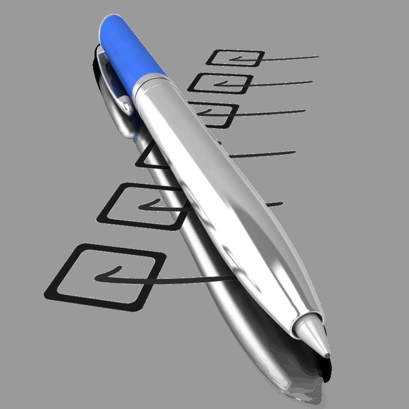 Checklisten erstellen