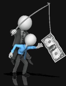 geld, nachlaufen, Hamsterrad