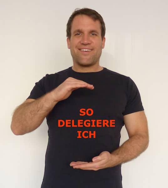 Delegieren