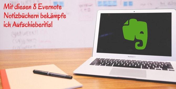 Aufschieberitis Evernote