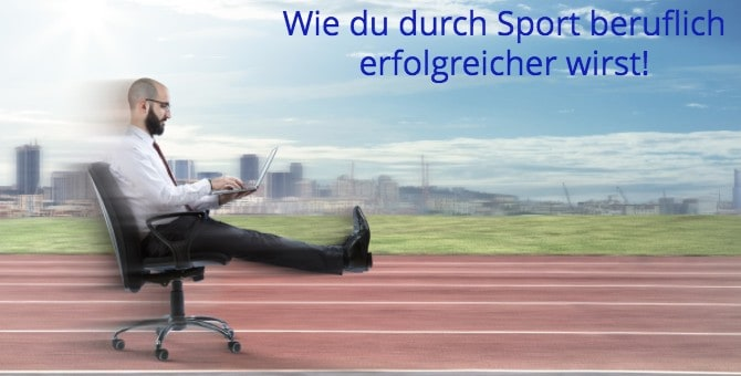 durch Sport beruflich erfolgreich