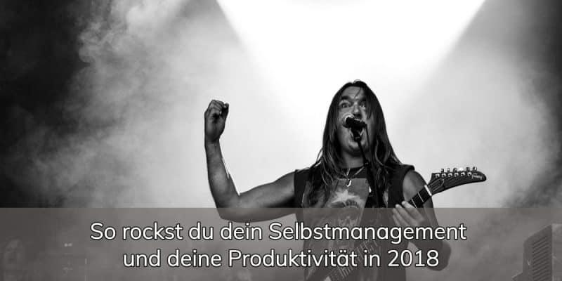 Produktivität in 2018