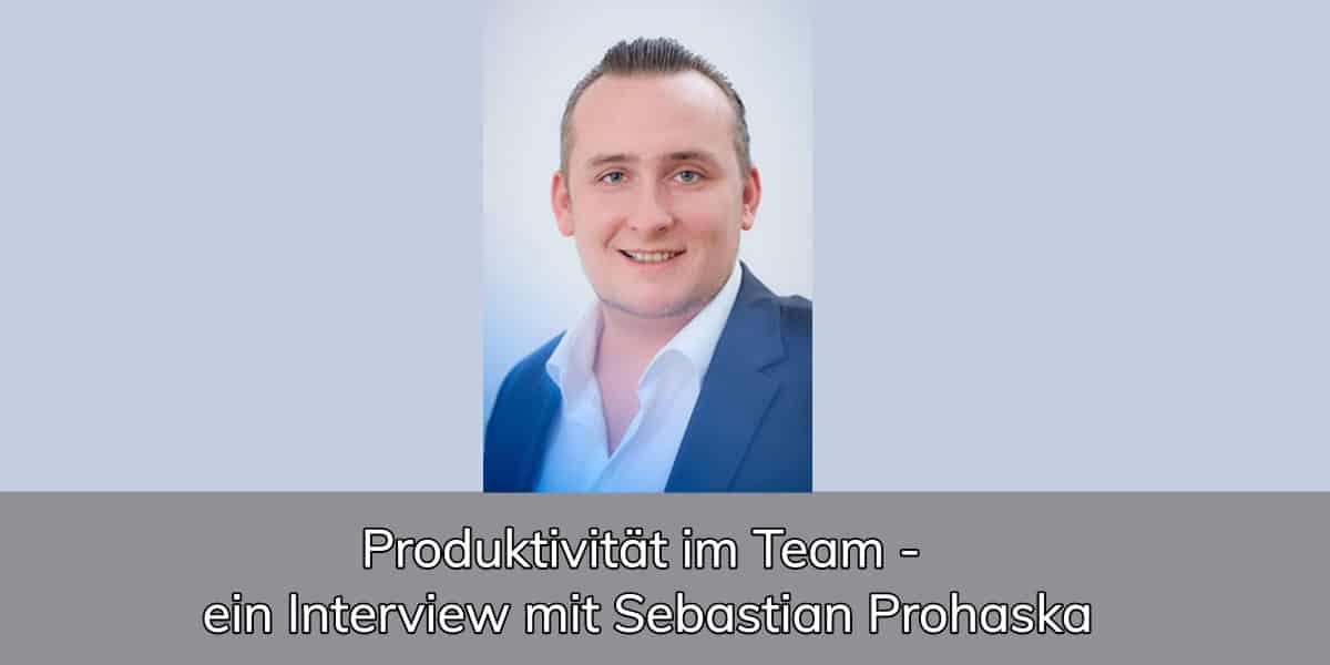 Produktivität im Team