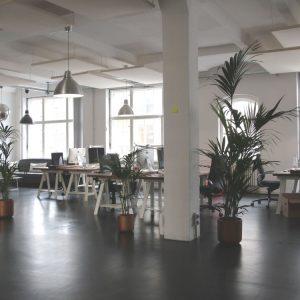 Arbeitsatmosphäre