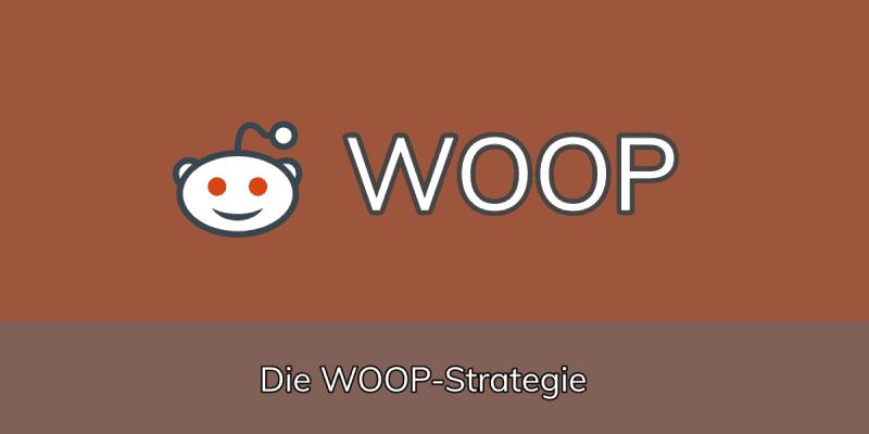 WOOP-Strategie
