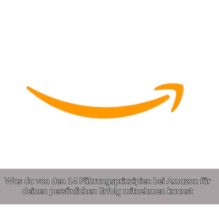 Führungsprinzipien Amazon