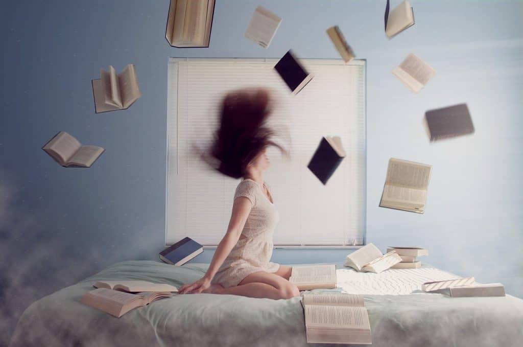 produktive Gewohnheiten - lesen