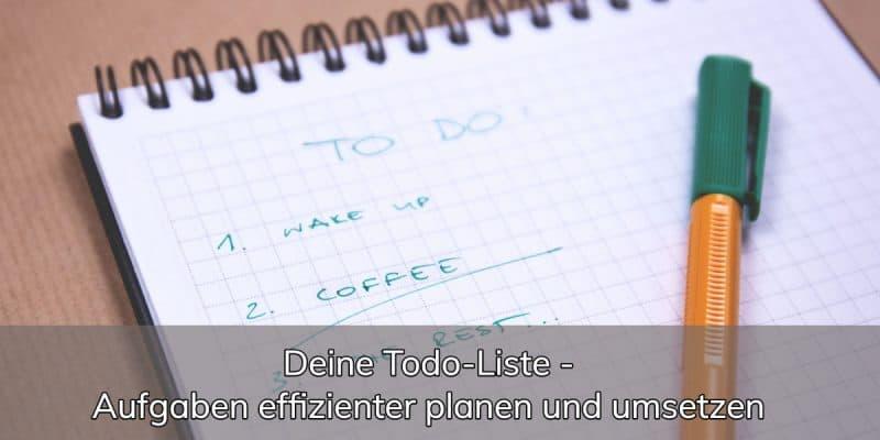 Todo-Liste